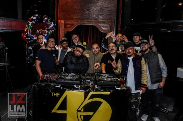 45 Sessions 3rd Anniversary