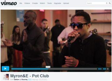 pot club
