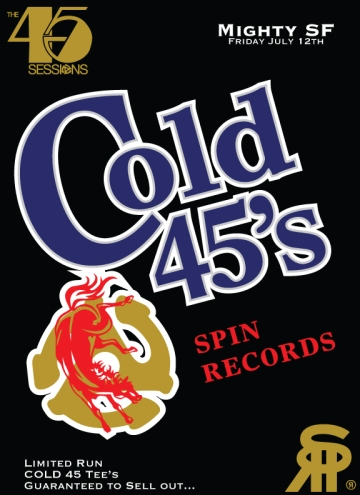 COLD45xMIGHTY