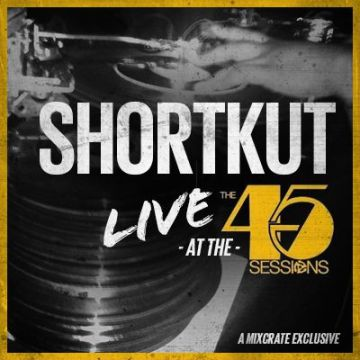 DJ Shortkut_Live at The 45 Sessions 4 Year Anniversary_March 2014