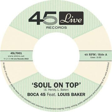 Boca 45 - Soul On Top Diegos Theme